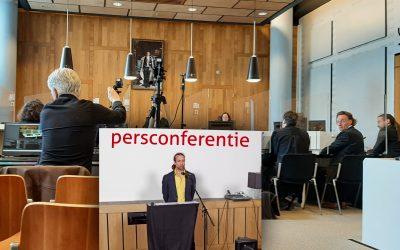 Media, 10-05-2021, Persconferentie Viruswaarheid, Gerechtelijke uitspraak