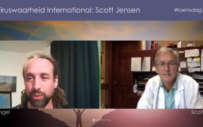 Maatschappij, 07-07-2021, Viruswaarheid Internationaal Interview met Scott Jensen