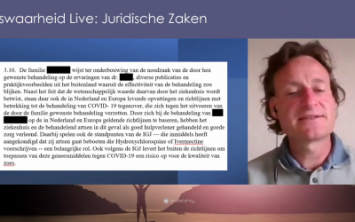Juridisch weekjournaal, 01-06-2021, Jeroen bespreekt juridische onderwerpen