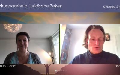 Juridisch weekjournaal, 06-07-2021, Jeroen en Maria-Louise bespreken juridisch onderwerpen