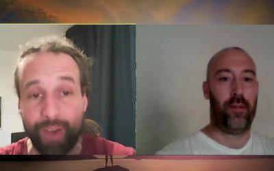 Maatschappij, 17-04-2021, Willem spreekt met Kevin over de situatie in Brazilië