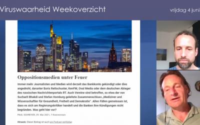 Weekoverzicht, 04-06-2021, Jeroen en Willem nemen de week door