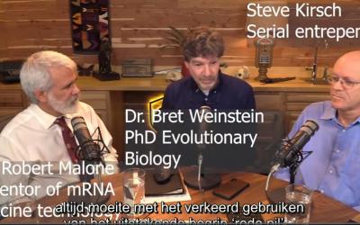 Medisch, 11-08-2021, Dr. Brett Weinstein Phd, vaccins