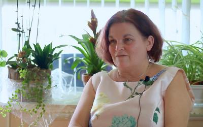 Maatschappij, 01-09-2020, Vanessa Interviewt Resi
