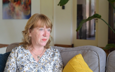 Maatschappij, 25-08-2020, Vanessa interviewt Petra