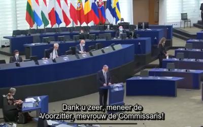Media, 27-09-2021, Joachim Kuhs roept Europees Parlement op: Stop met Covid-19 vaccinaties