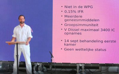 Media, 07-09-2021, Viruswaarheid persconferentie