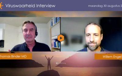 Medisch, 30-08-2021, Interview met M.D. Thomas Binder uit Zwitserland