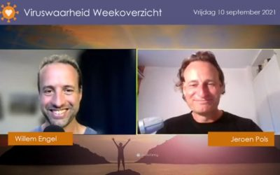 Weekoverzicht, 10-09-2021, Jeroen en Willem nemen de week door
