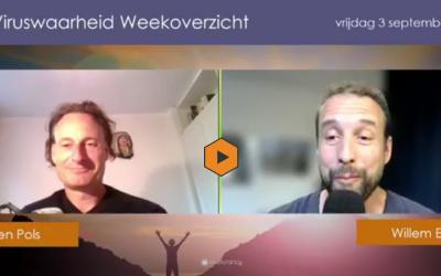 Weekoverzicht, 03-09-2021, Jeroen en Willem nemen de week door