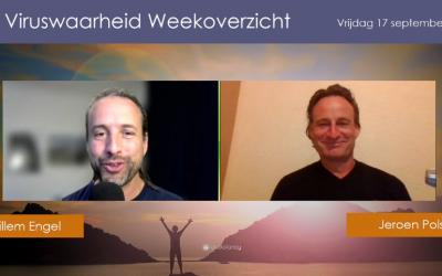 Weekoverzicht, 17-09-2021, Jeroen en Willem nemen de week door