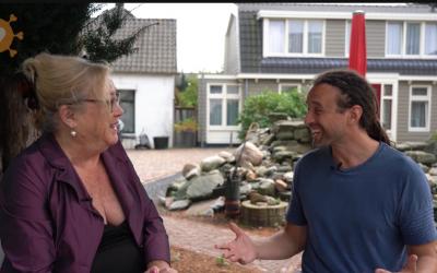Maatschappij, 10-09-2021, Interview met Viola Holt