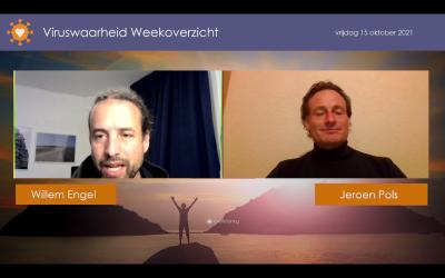 Weekoverzicht, 15-10-2021, Jeroen en Willem nemen de week door