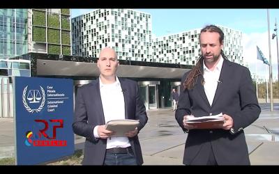 Media, 12-10-2021, Klacht en brief International Criminal Court