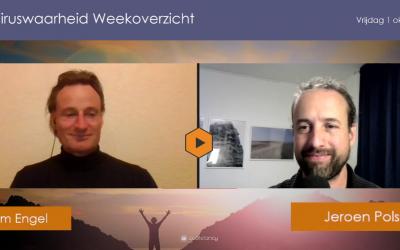 Weekoverzicht, 01-10-2021, Jeroen en Willem nemen de week door