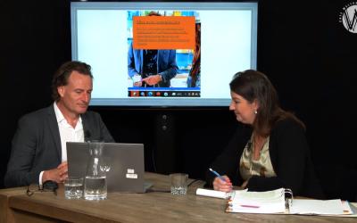 Juridisch weekjournaal, 12-10-2021, Jeroen en Maria-Louise bespreken juridische onderwerpen
